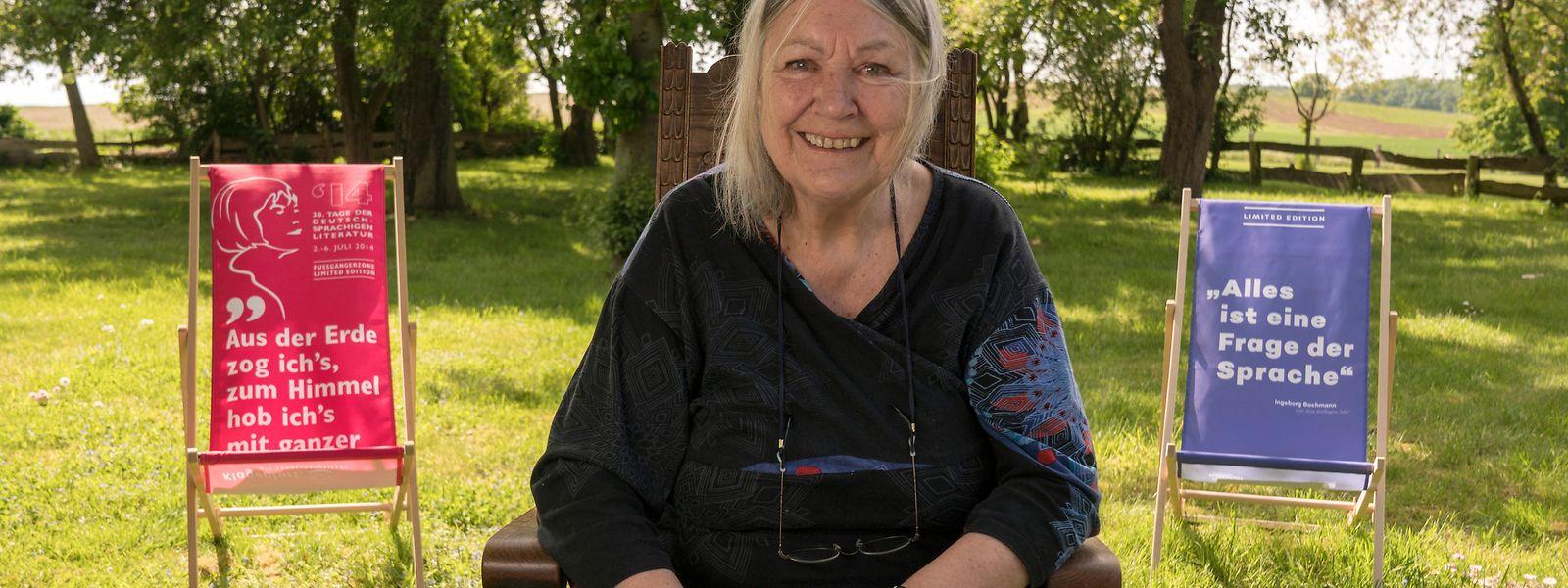 Helga Schubert setzte sich gegen 13 andere Autoren durch.