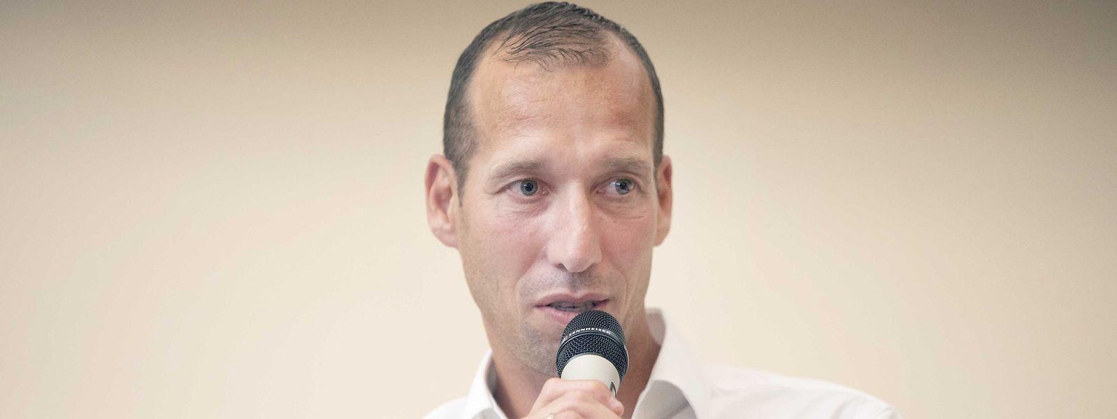 """Jeff Strasser: """"Es gibt natürlich große Unterschiede zwischen Kaiserslautern und Fola."""""""