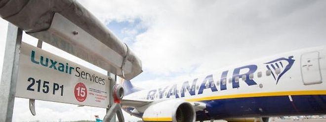 C'est à présent avec Luxair que travaillera Ryanair.