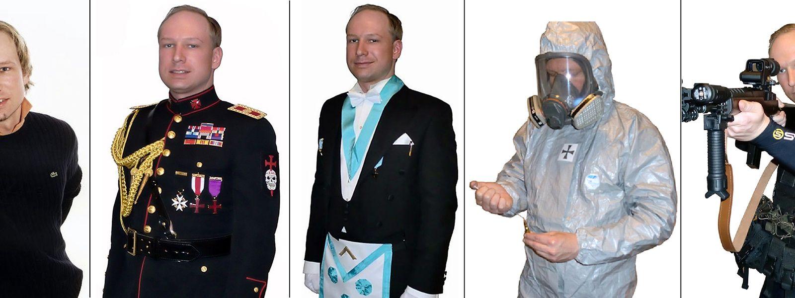 Der Amokschütze Anders Behring Breivik soll Ermittlern zufolge eine rechtsextreme Gesinnung haben.