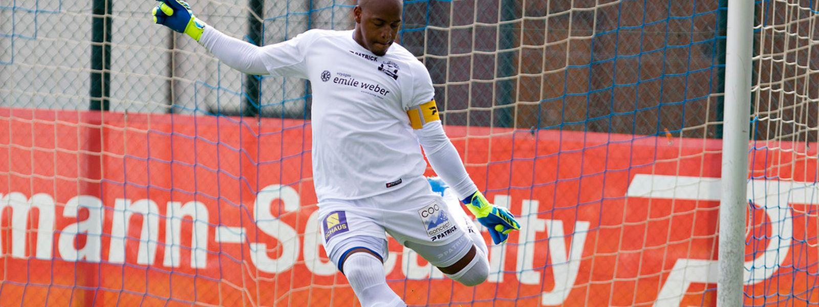 Jailson Moreira, qui dispute sa 4e saison sous les couleurs de Canach, espère que ses équipiers vont retrouver leur efficacité devant le but.