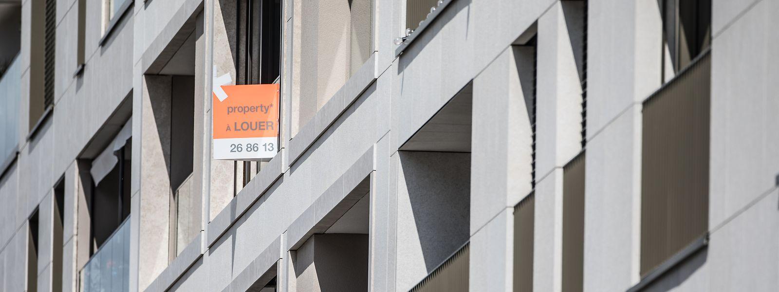 Die Mietpreise in Luxemburg sind für viele Familien nicht mehr bezahlbar.