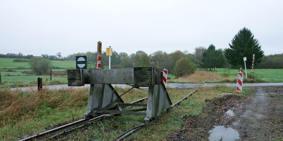 Die Idee, die Bahnstrecke zwischen Kleinbettingen und Steinfort wiederzubeleben, betrifft im doppelten Sinne des Wortes ein Abstellgleis.