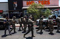Ein Schütze hat in einem Einkaufszentrum in El Paso mindestens 20 Menschen getötet.