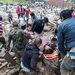 Chuvas torrenciais na Colômbia fazem 20 mortos e 66 feridos