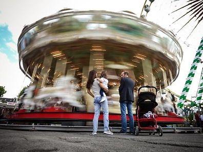 Le Carrousel galopant est une attraction foraine appréciée par toutes les générations.