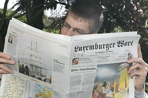 30.06.2008 luxemburger wort deutlich vorne photo ANOUK ANTONY