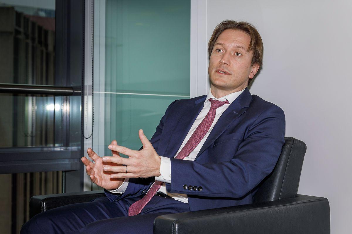Arbeitgeberpräsident Jean-Paul Olinger