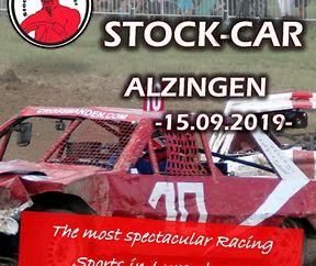 STOCK-CAR – Finaler Meisterschaftslauf zur Luxemburger Stock-Car-Meisterschaft