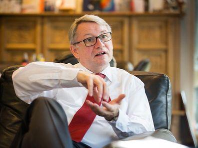 Le secrétaire général de l'Horesca François Koepp (photo) est en colère face au brusque revirement de situation dans la nomination d'un directeur au LTAH de Diekirch.