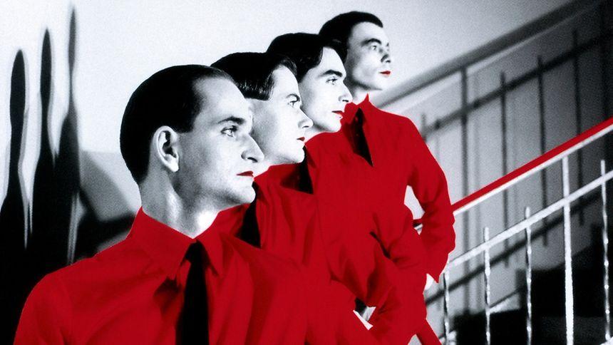 Os alemães Kraftwerk, considerados os pais da música eletrónica