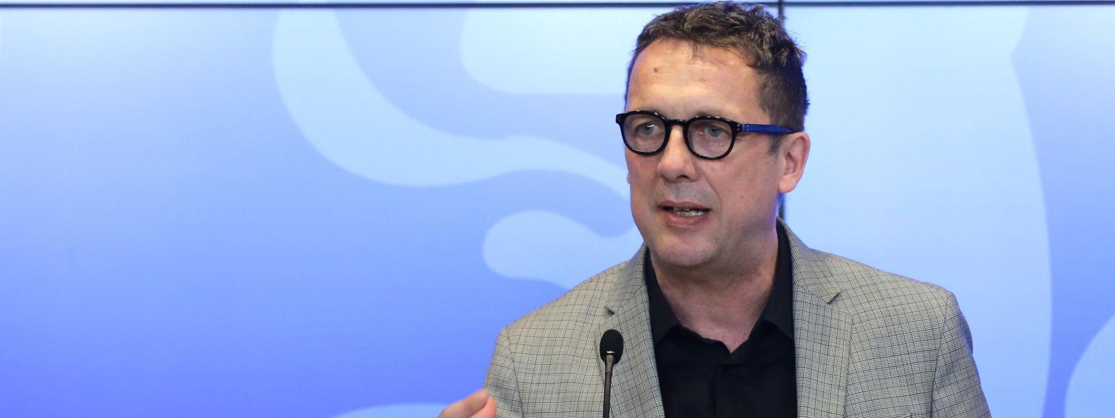 «Si tous les citoyens se soumettent au test, il coûtera 30 euros par personne», dit le Dr Ulf Nehrbass