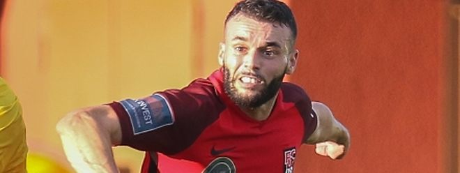 Maxime Deruffe s'est rapidement intégré au sein de l'effectif differdangeois et a déjà inscrit deux buts.