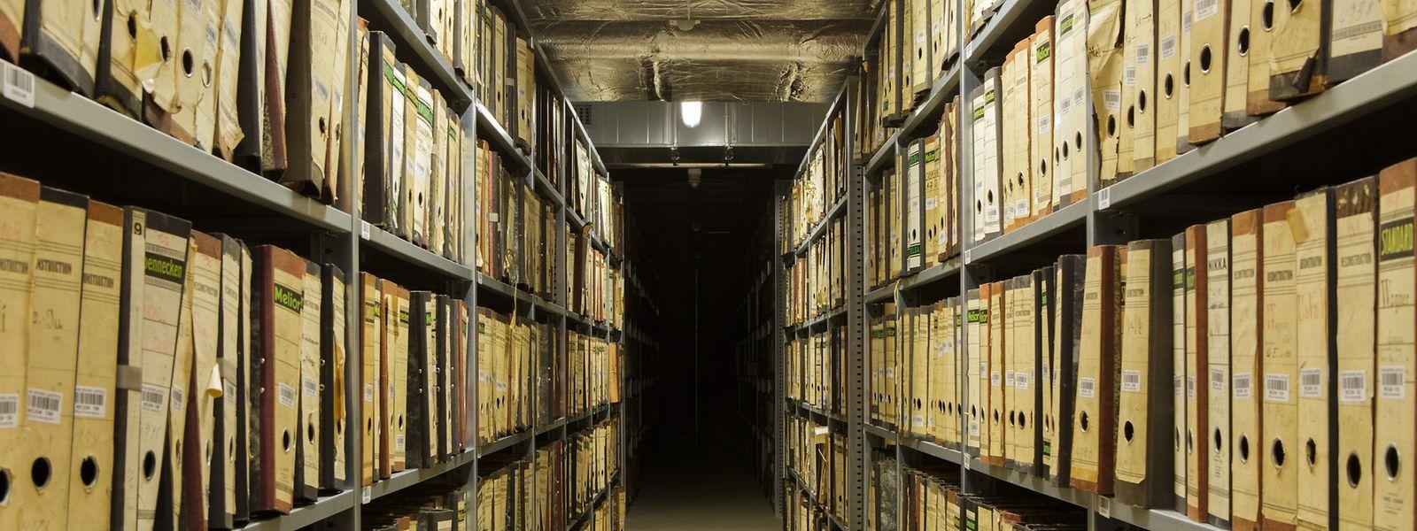 Luxemburg hat viele Akten im Keller, aber kein Archivgesetz. Noch.