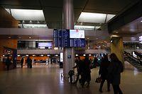 Lokales, Meteo, Sturm Sabine,Findl, Flüge gestrichen  Foto: Anouk Antony/Luxemburger Wort