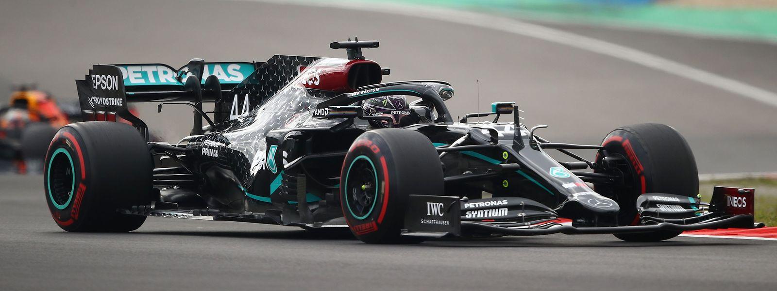Lewis Hamilton ist der WM-Titel fast nicht mehr zu nehmen.