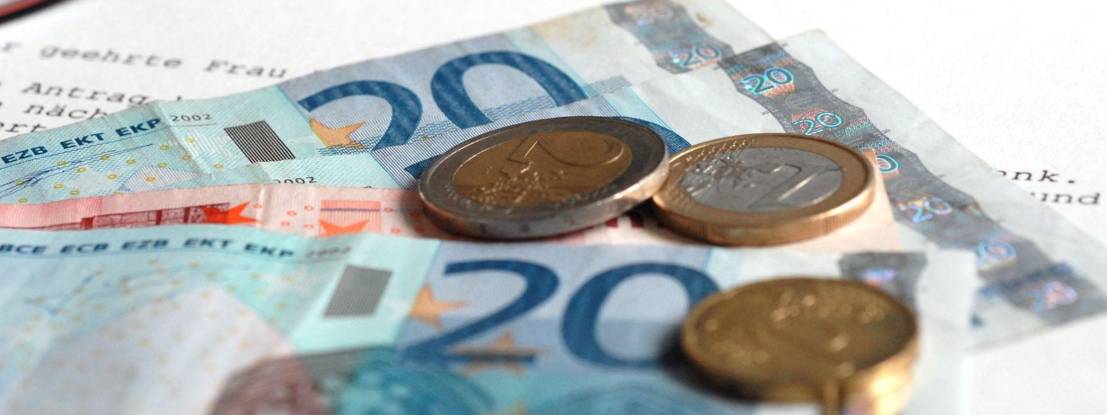 Während der Pensionsfonds über 22 Milliarden Euro verfügt, sind es beim Zukunftsfonds Reserven von 380 Millionen Euro.