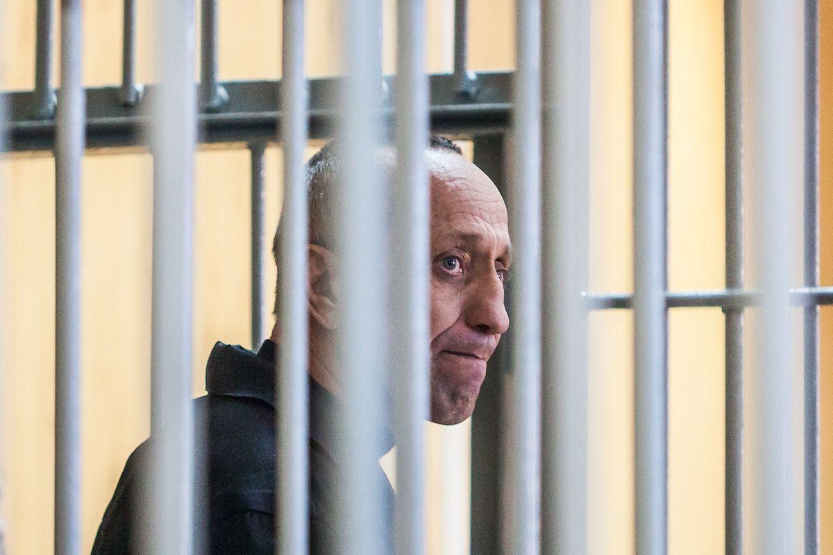 Mikhail Popkov wird wohl für den Rest seiner Tage hinter Gittern bleiben.