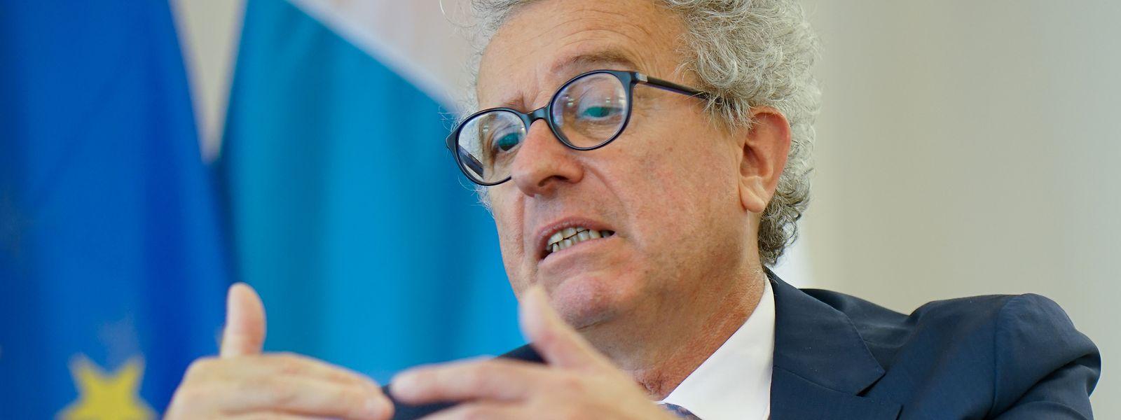 C'est en date du 9 juillet que Pierre Gramegna saura s'il prend ou non la tête de l'Eurogroupe.