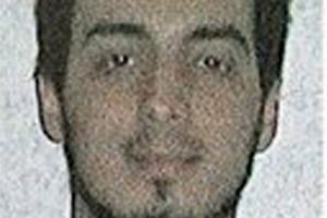A man, who police said is named Najim Laachraoui is seen in this undated photo issued by the Belgian Federal police on their Twitter site, on suspicion of involvement in the Brussels airport attack, on March 23, 2016. REUTERS/Belgian Federal Police/Handout via Reuters      TPX IMAGES OF THE DAY       ATTENTION EDITORS - THIS IMAGE HAS BEEN SUPPLIED BY A THIRD PARTY. REUTERS IS UNABLE TO INDEPENDENTLY VERIFY THE AUTHENTICITY, CONTENT, LOCATION OR DATE OF THIS IMAGE. FOR EDITORIAL USE ONLY. NOT FOR SALE FOR MARKETING OR ADVERTISING CAMPAIGNS. FOR EDITORIAL USE ONLY. NO RESALES. NO ARCHIVE. MANDATORY CREDIT.