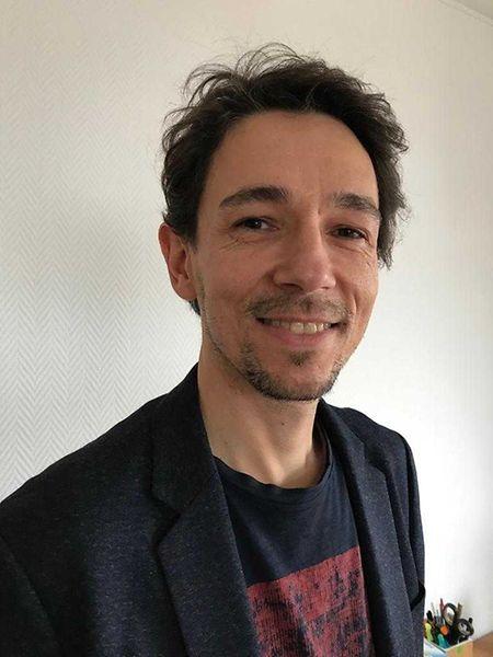 Frédéric Brochier, chargé de projet pour le développement du territoire chez IMS Luxembourg
