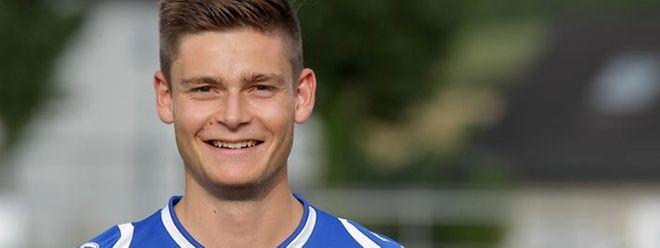 Blessé en début de saison, Mathieu Trierweiler revient peu à peu dans le parcours.