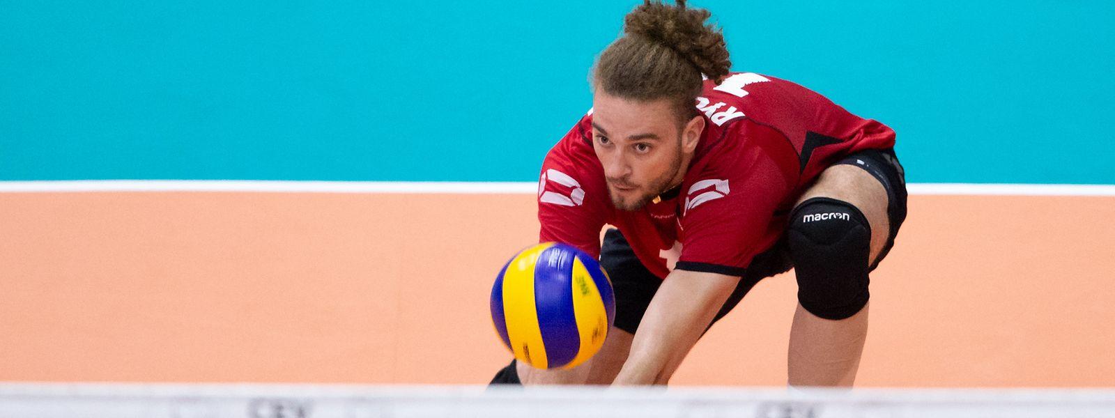 Kamil Rychlicki weiß, dass die Luxemburger Nationalmannschaft einen wichtigen Teil zu seiner Entwicklung beigetragen hat.