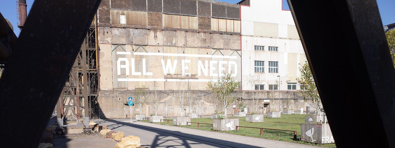Seit seinem letzten Besuch 1996 hat sich in der Gebläsehalle wenig geändert, urteilt Architekt Heinrich Böll. Seiner Einschätzung nach könnte der stabile Industriebau noch 100 Jahre bestehen.