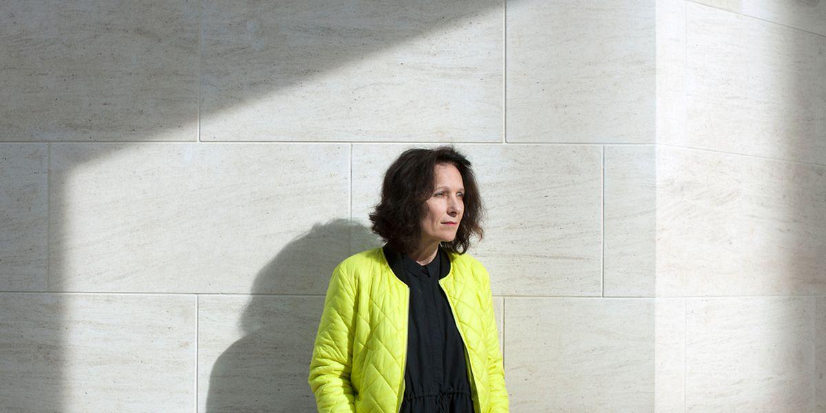 """A artista plástica Sylvie Blochet está a preparar a exposição """"S'inventer Autrement"""" (""""Reinventar-se de outra forma""""), que inclui entrevistas a pessoas anónimas sobre os seus sonhos para mudar o mundo"""