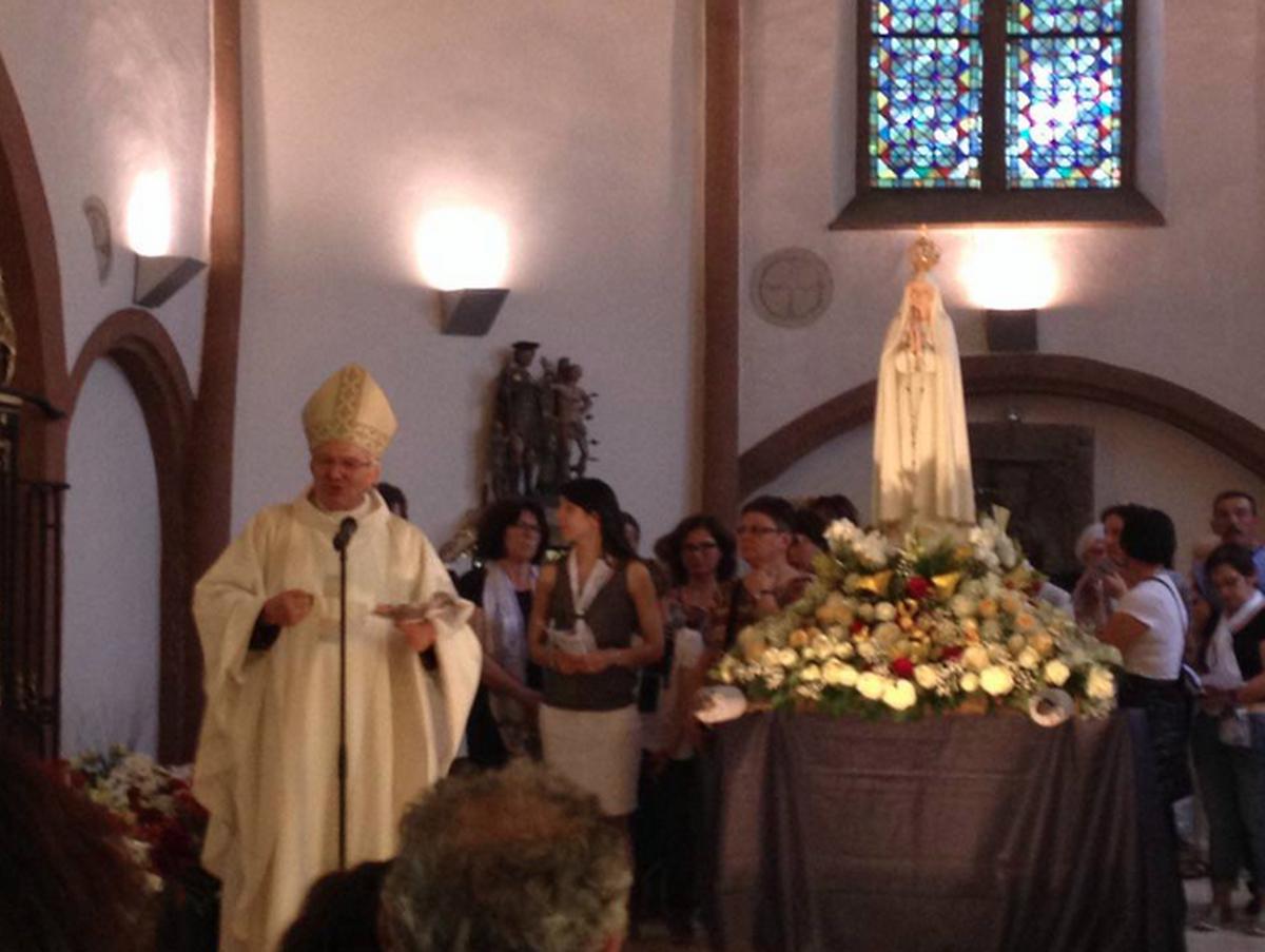 Os bispos do Algarve e de Bragança são os convidados desta 50.a peregrinação a Fátima de Wiltz.