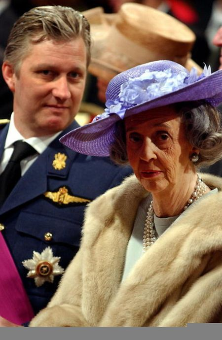 Königin Fabiola (1928 - 2014)