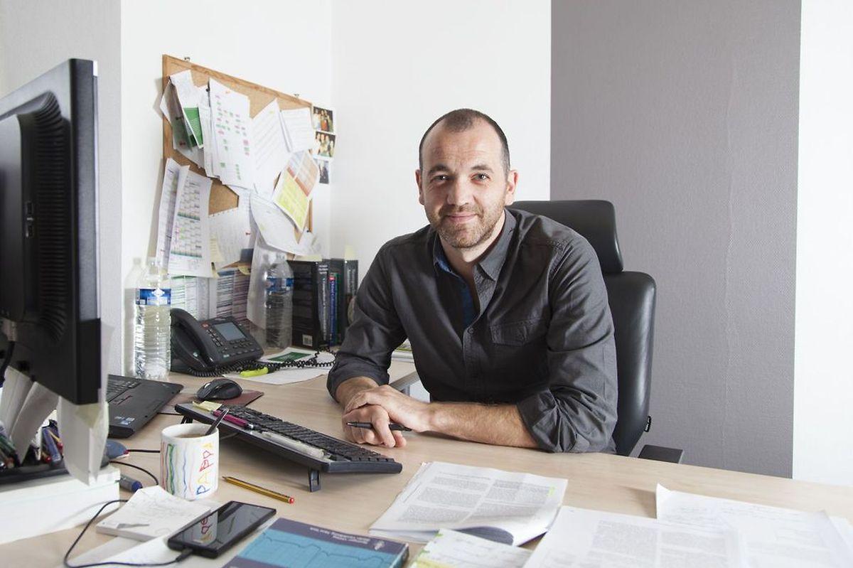 Jean-Paul Steinmetz est chercheur en psychologie au sein de la Clinique de la Mémoire et de la Motricité à la Clinique Sainte Zithe à Luxembourg-ville.
