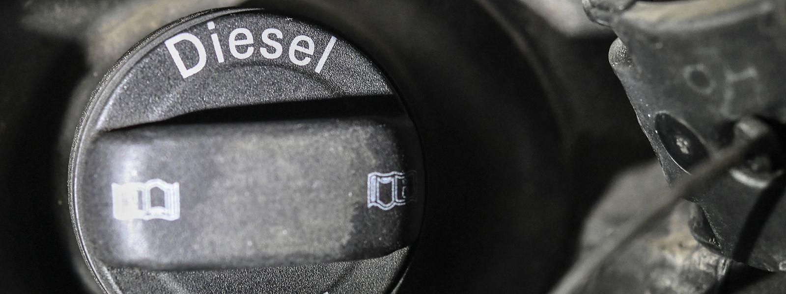 Bei Diesel-Politik des Bundes «alleingelassen»