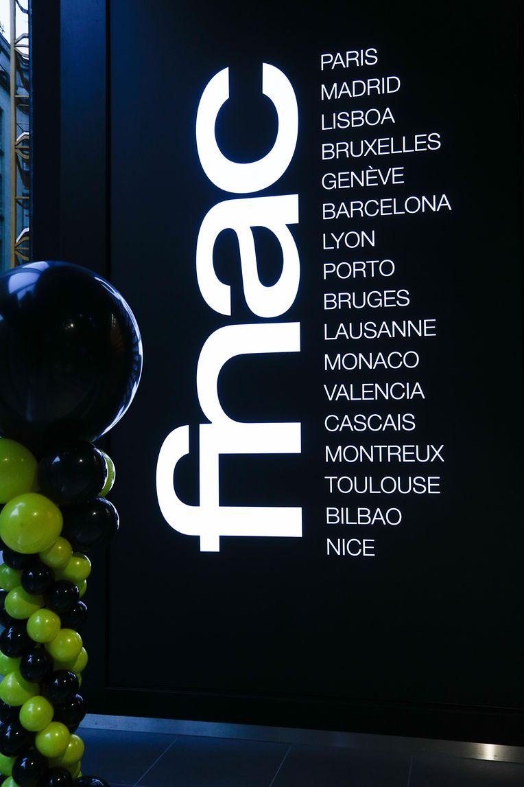 """""""Luxembourg"""" wird in Zukunft bei allen Fnac-Neueröffnungen in der Liste aufgeführt."""