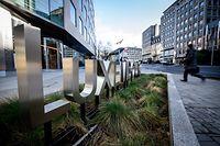 Illu - Finanzplatz - Place financiere - Luxembourg - Photo : Pierre Matge