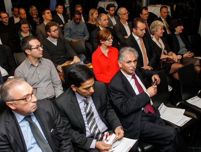 Indian Business Chamber Event Fostering Family Entrepreneurship