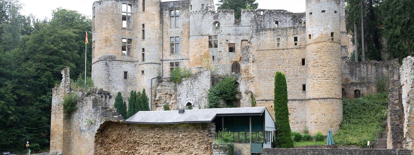 Die starken Regenfälle der vergangenen Wochen führten dazu, dass ein Teil der aus dem 14. Jahrhundert stammenden Mauer wegbrach.
