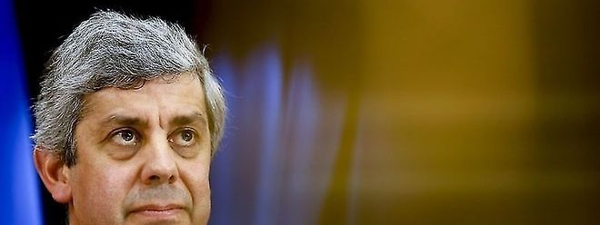 Hoje à tarde, Mário Centeno participa num encontro do fórum de ministros das Finanças da zona euro