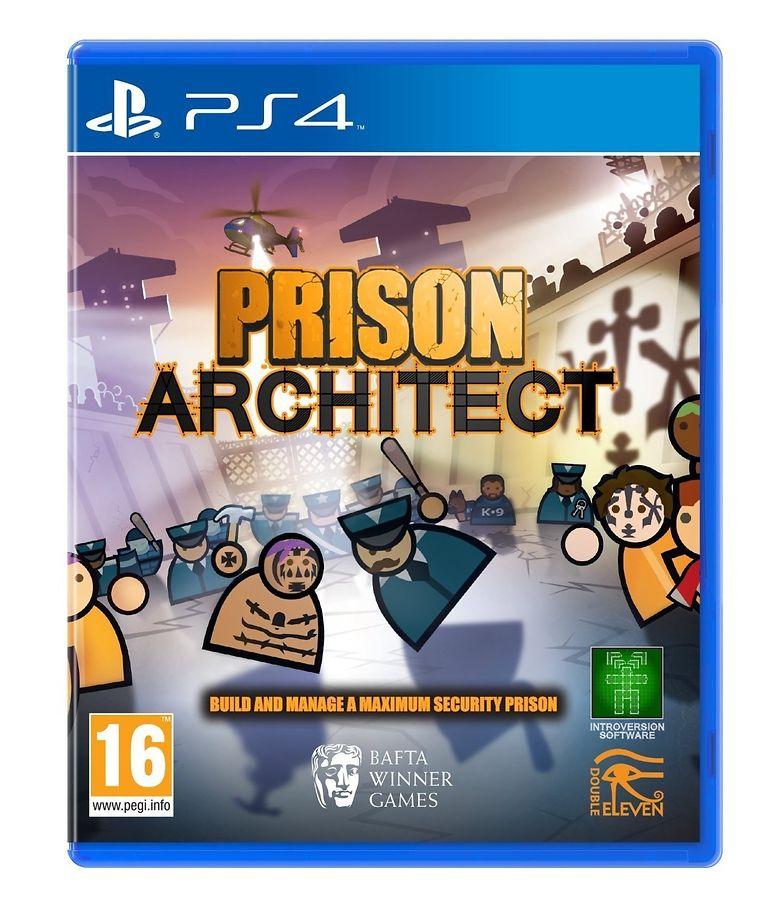 """Prison Architect"""