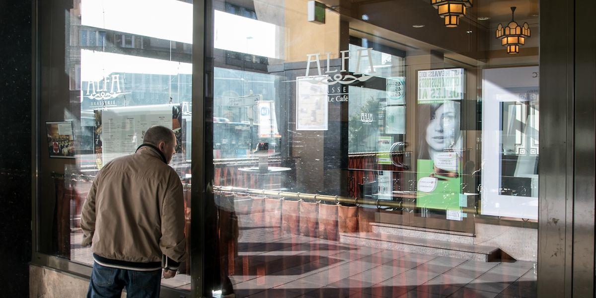 Auf die 70 Beschäftigten des Alfa-Hotels kommen nun schwierige Zeiten zu.