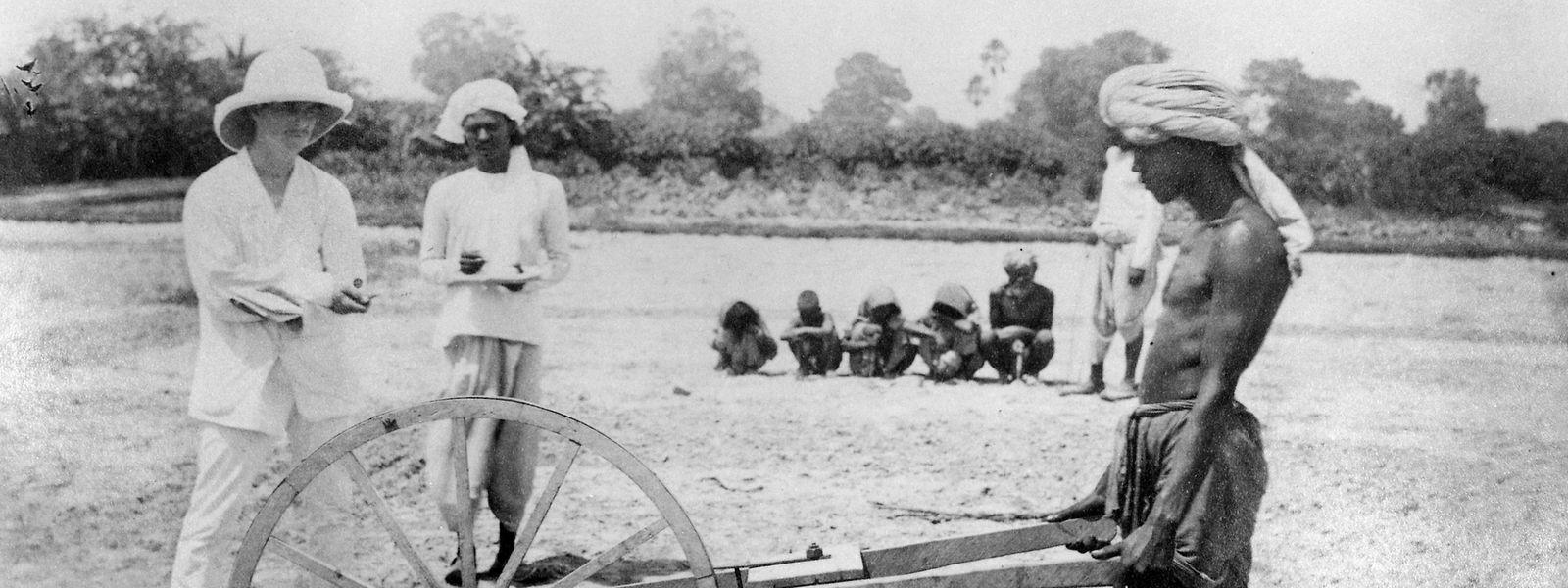 Indien im 19. Jahrhundert: Für die expandierenden Kolonialmächte Großbritannien und Frankreich war die einheimische Bevölkerung nichts weiter als eine billige Arbeitskraft.