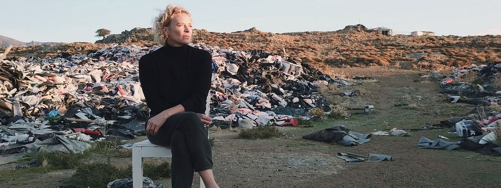 Für Unicef war die 57-jährige Schauspielerin Katja Riemann zwei Dekaden lang auf Reisen zu den humanitären Not-Spots dieser Welt – eine Rolle, in der man sie bislang nicht kannte.