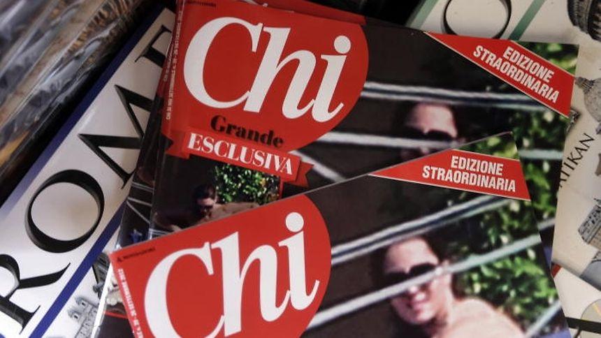 """""""Chi"""" n'a pas hésité à publier les fameuses photos."""