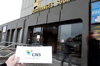 22.12. Assurances Sociales / Nouvelle caisse nationale de sante / CNS Foto: Guy Jallay
