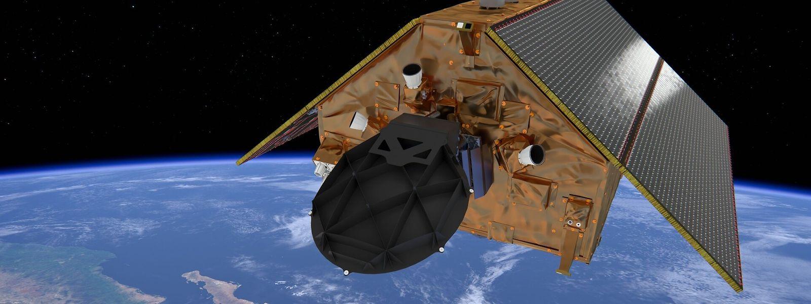 Die Sentinel-Satelliten liefern wichtige Klimadaten, bieten aber auch Privatfirmen neue Möglichkeiten.