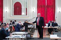 Politik, Chambre des Députés, Mars Di Bartolomeo,  Foto: Chris Karaba/Luxemburger Wort