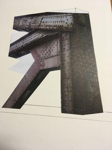 So, oder so ähnlich könnte das Monument, das aus der Brücke herausgeschnitten werden soll, aussehen