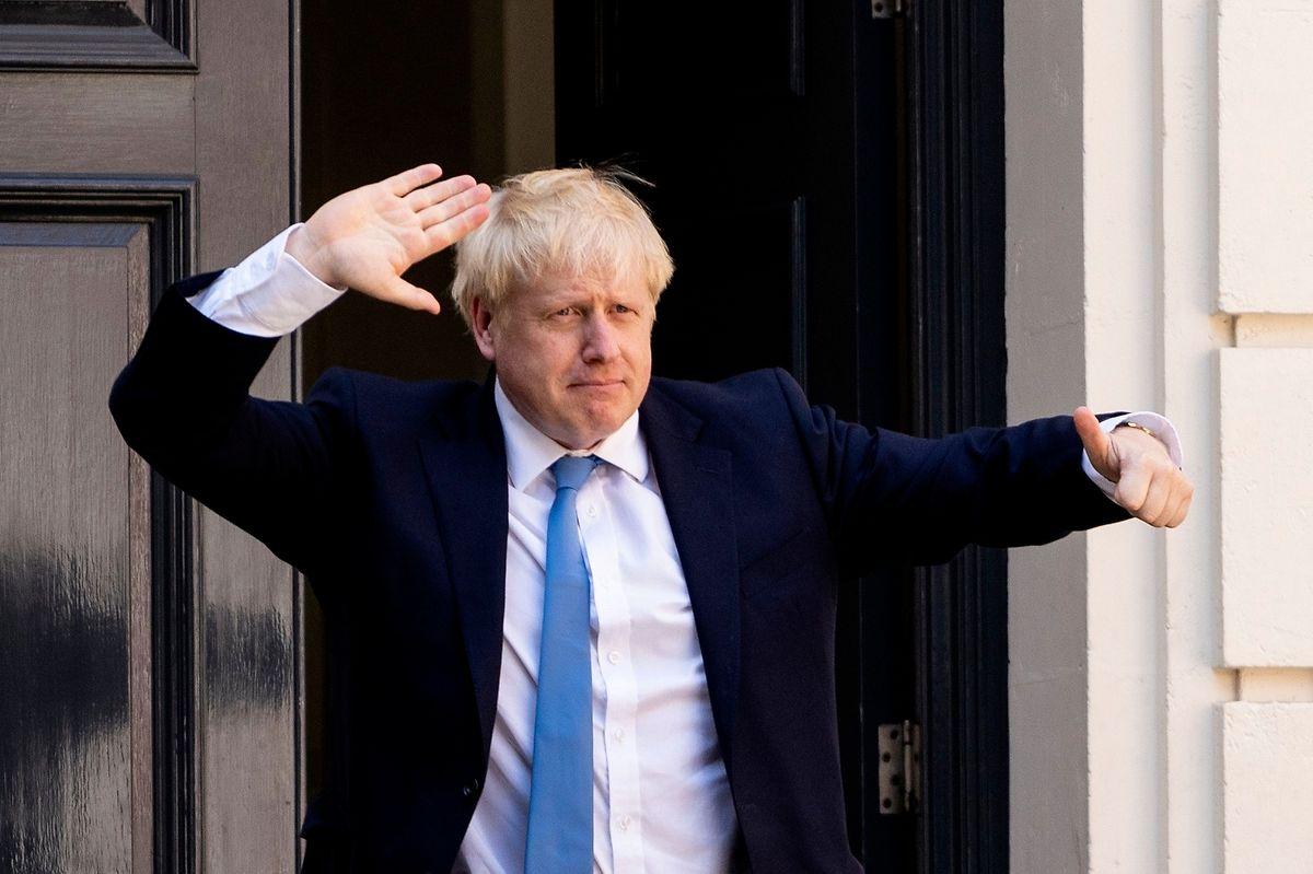 Als neuer Premierminister will Boris Johnson endlich den Brexit verwirklichen.