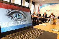 Die ADR organisiert zwischen dem 5. und dem 22. Oktober insgesamt acht Informationsversammlungen zur Verfassungsreform.