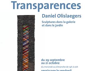 Transparences, une exposition de Daniel Olislaegers
